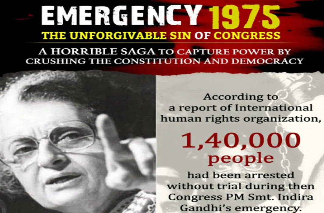 Indira Gandhi changed democracy into dictatorship: Arun Jaitley