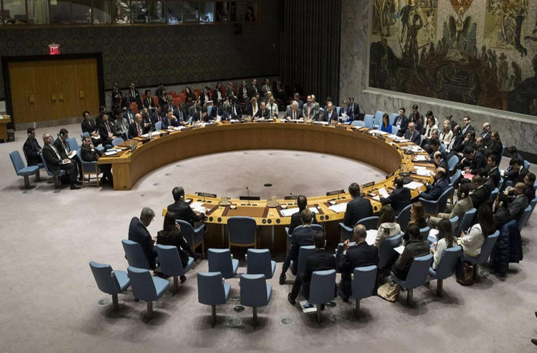 US urge Security Council to punish Iran for malign behaviour