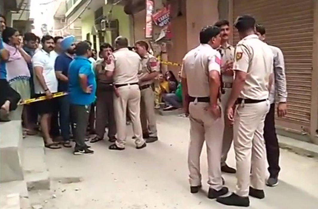 Eleven found dead in their Delhi home