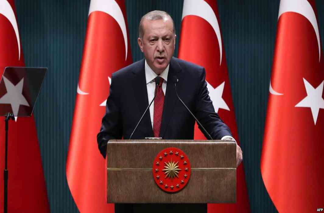 Turkey: Erdogan Sworn In As Powerful Executive President