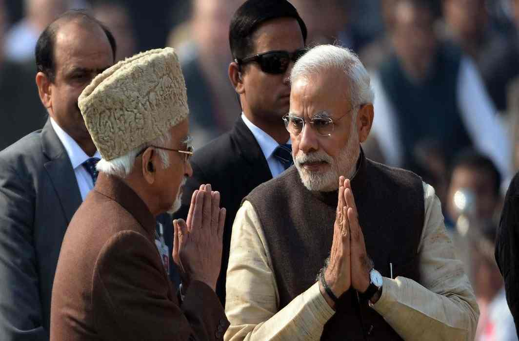 """Hamid Ansari rejects Govt.'s """"One Nation, One Election"""" move"""