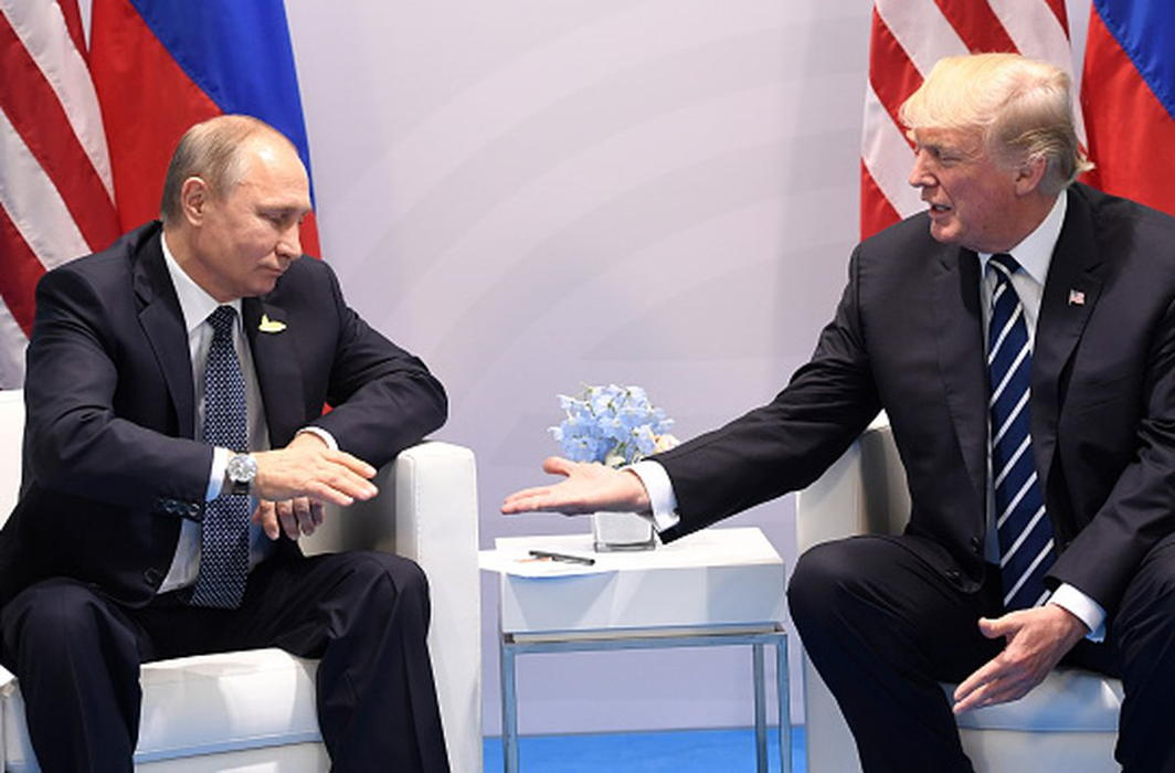 Trump-Putin Summit in Helsinki on Monday