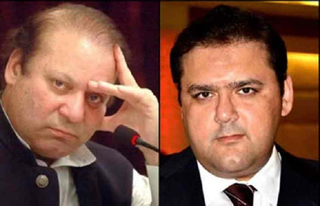Nawaz Sharif in sub-standard jail facility, alleges son