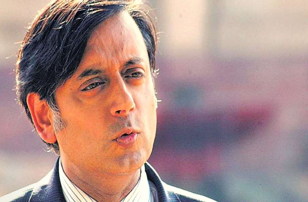 Has BJP started a Taliban in Hinduism? Shashi Tharoor asks