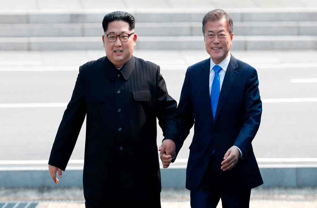 Korea denuclearisation talks ongoing, no timeframe set