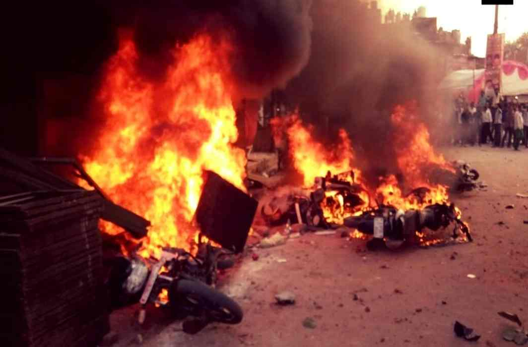 111 deaths in 822 communal incidents in 2017; over 27.6 percent rise in flare-ups from 2014