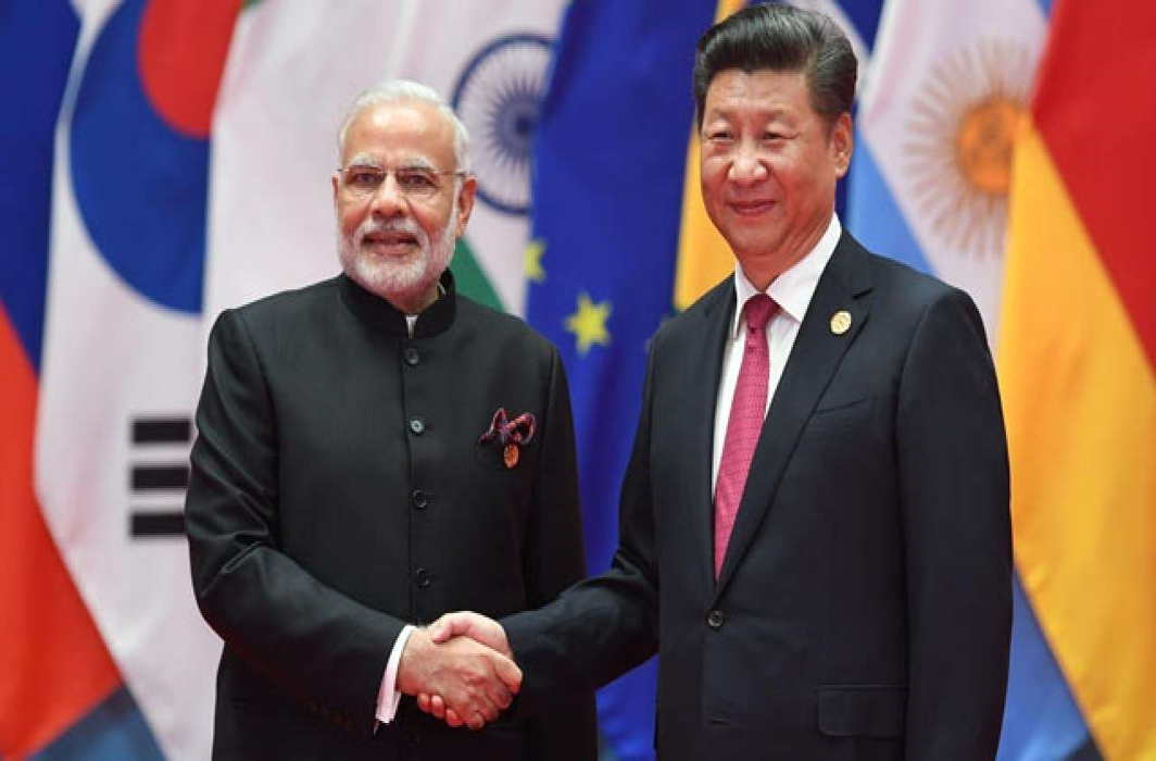 PM Modi at BRICS summit talks of working for Fourth Industrial Revolution, meets Xi Jinping
