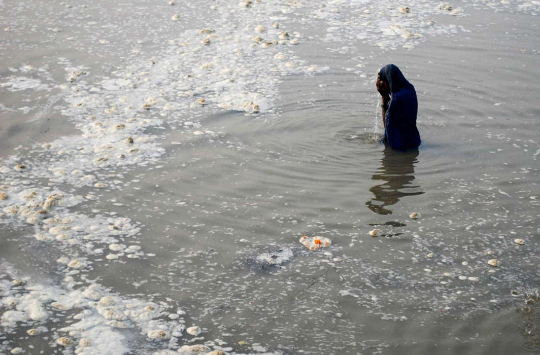 Ganga water injurious to health: NGT wants health warning put up