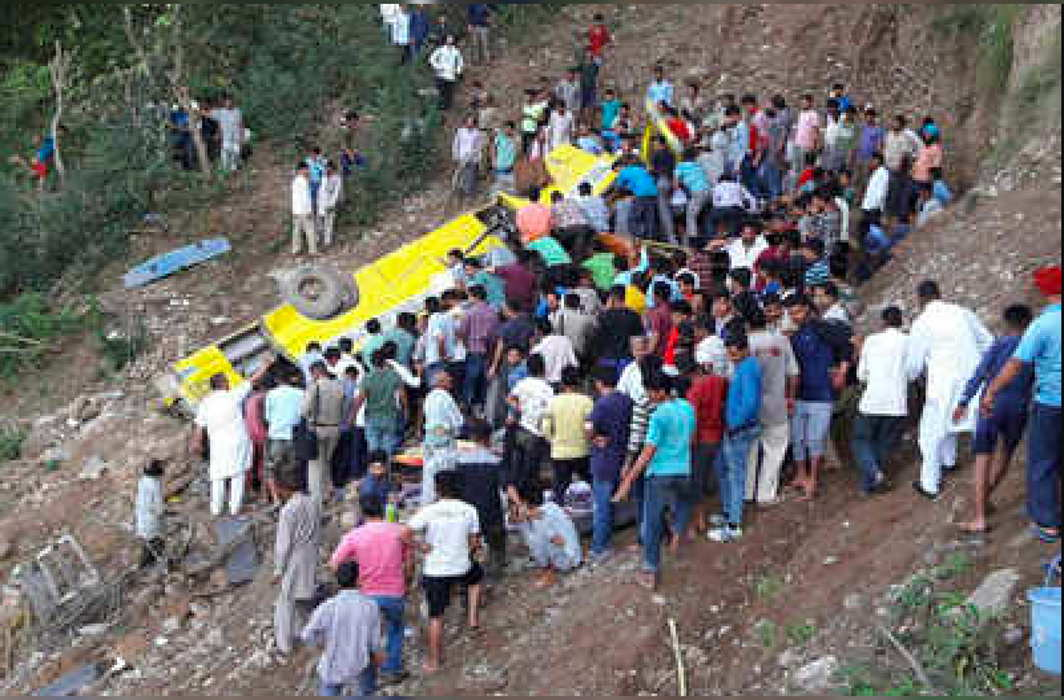 25 Bodies Retrieved From Bus Accident Site In Maharashtra