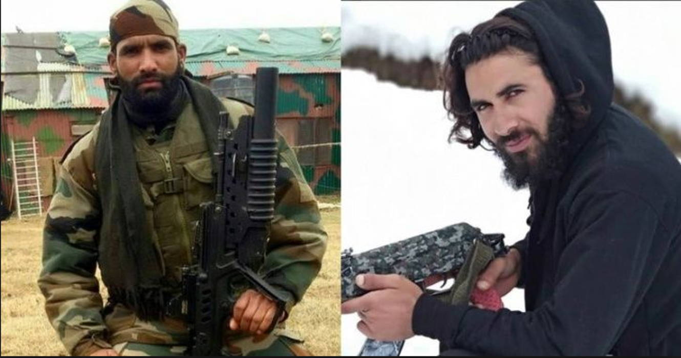 50 Kashmiri youth give up job in Gulf, return to avenge Rifleman Aurangzeb