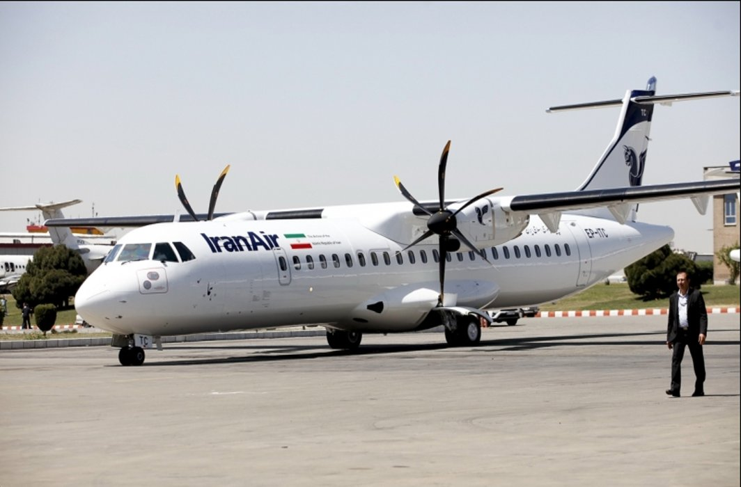 Iran to Receive Five Passenger Planes from French-Italian Manufacturer