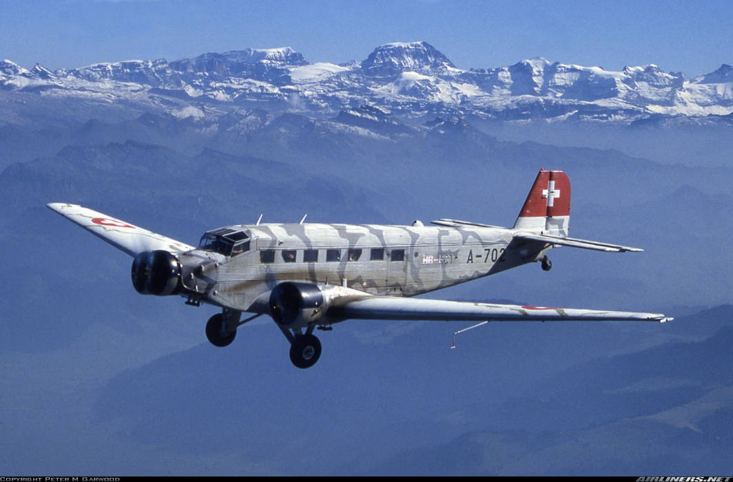 Vintage World War II plane crashes in Switzerland, 20 feared dead