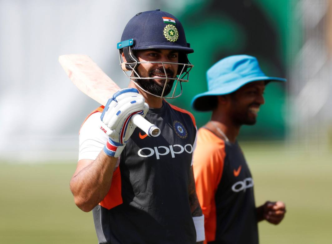 India's Virat Kohli during nets at Lord's, London, Britain, Action Images/Reuters/UNI