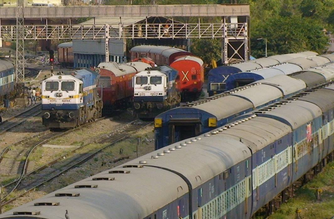 Why are trains in India always running late? CAG provides the answer