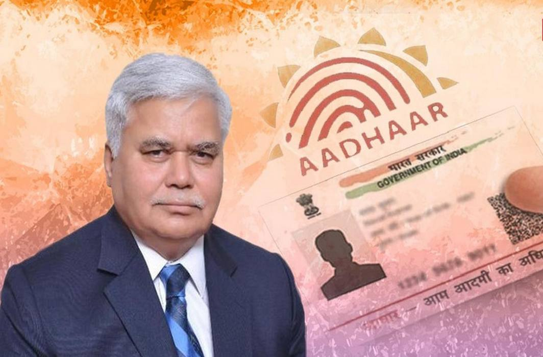 TRAI chairman RS Sharma