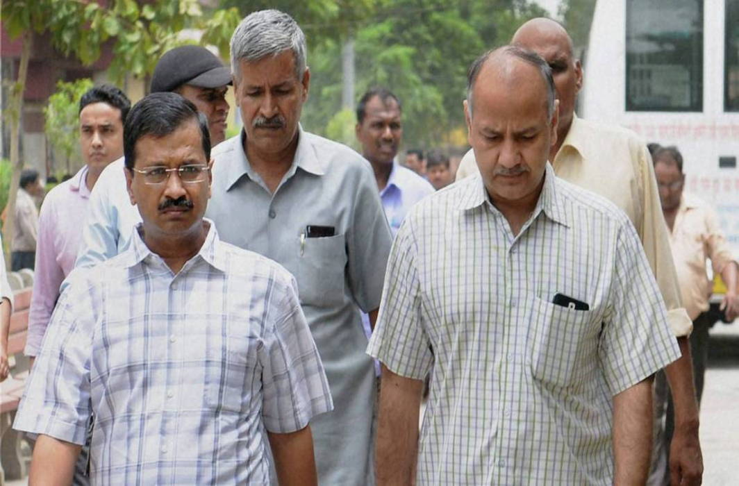 Delhi Police file chargesheet against Arvind Kejriwal, Manish Sisodia; AAP calls it 'bogus'