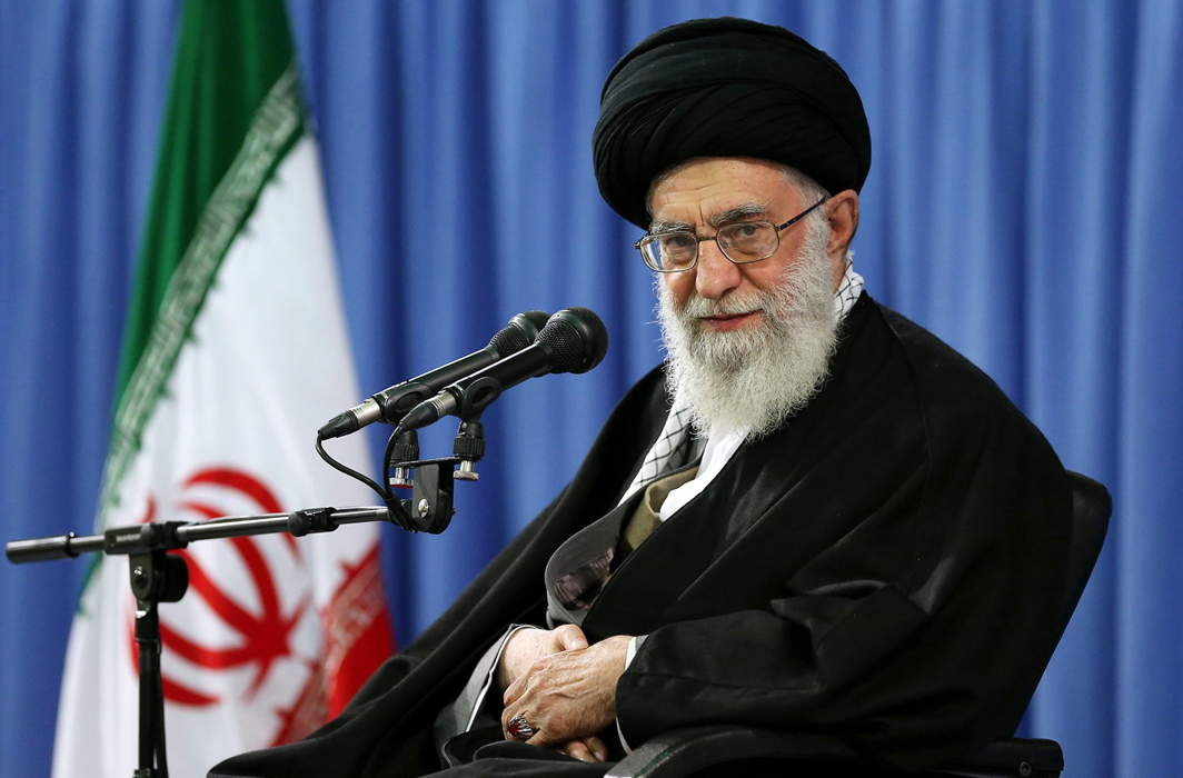 Khamenei: Iran Will Never Talk To Trump Administration