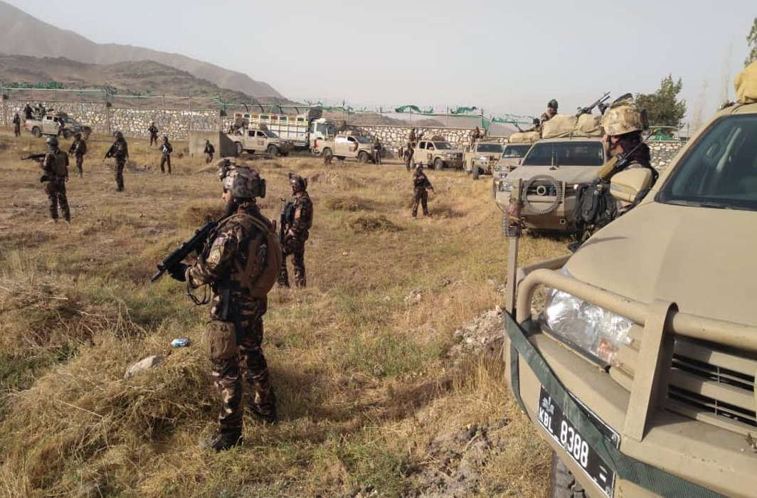 Taliban Withdraw From Ghazni after 4-Day Long Operation
