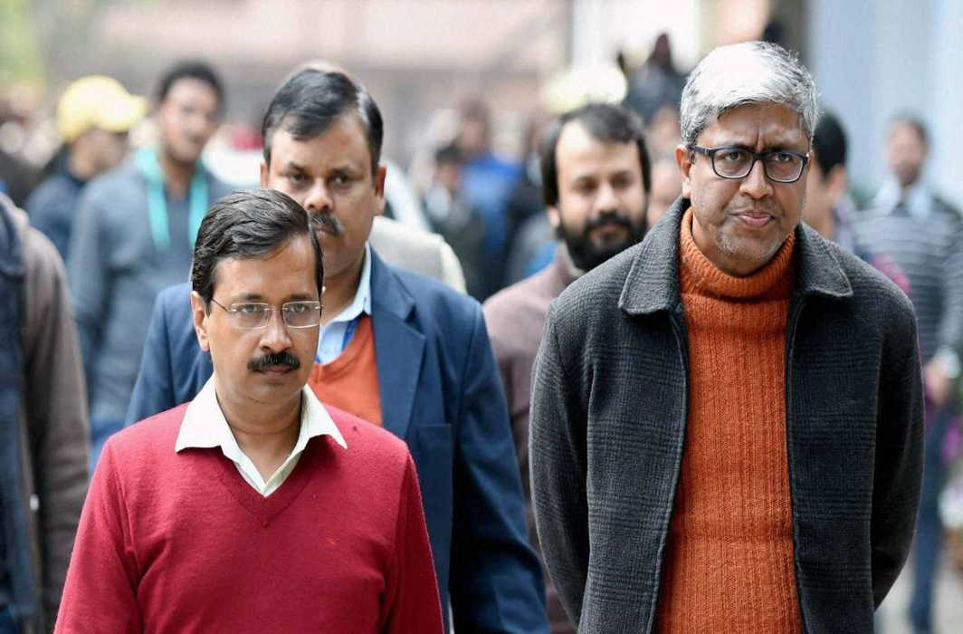 AAP leader Ashutosh quits, Kejriwal rejects resignation: 'Not in this life'