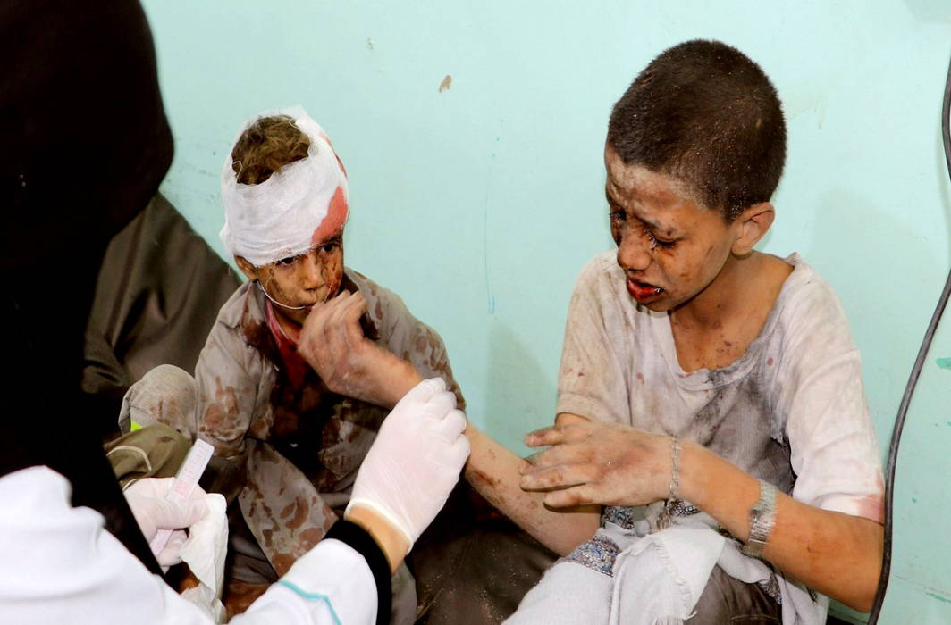 Experts Confirm; US Bomb Killed Yemeni School Kids