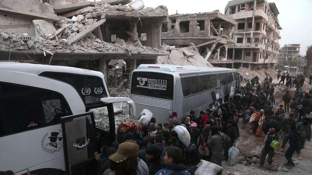 Syria begins final war against Terrorists in North-West