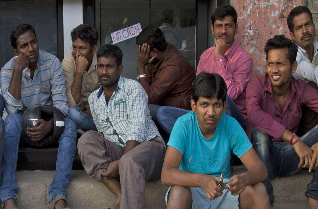 BJP members stall Parliamentary committee's report on demonetisation