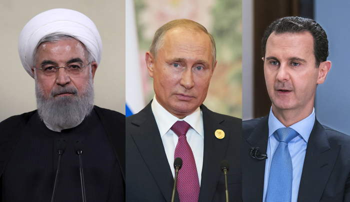 US Warns Syria Russia Iran Not To Attack Idlib