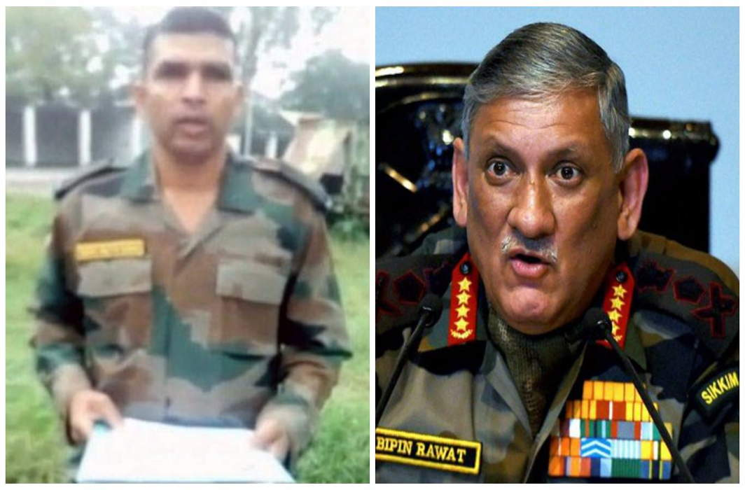 Cannot stop soldiers from using smartphones, says Army Chief Bipin Rawat