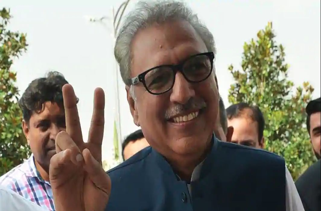 PTI's A R Alvi elected 13th President of Pakistan