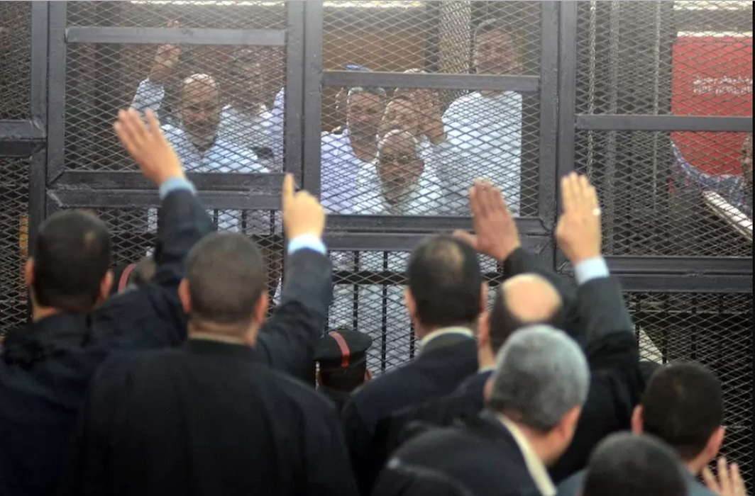 Egyptian court sentences 75 to death, hundreds to jail for 2013 sit-in