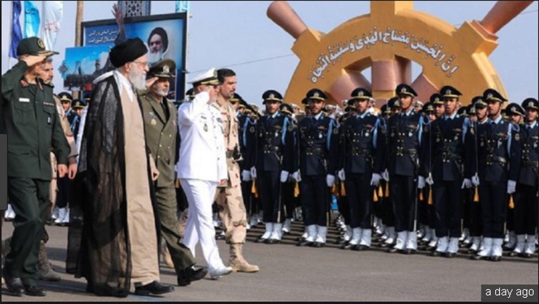 Iran's Khamenei: US plots failed in Middle East