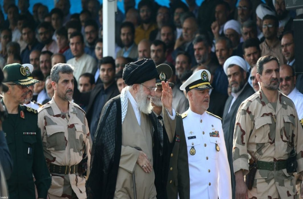 Iran's Khamenei: US plots failed in Middle East