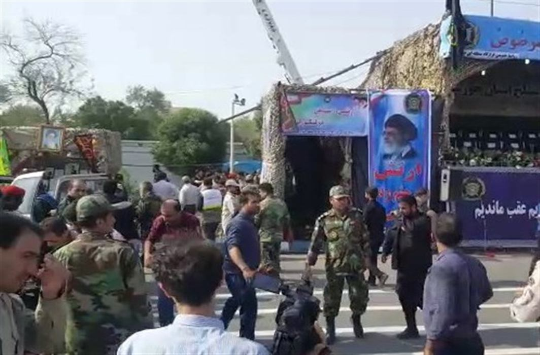 Iran: Terrorists kill eight IRGC personnel, injure several others