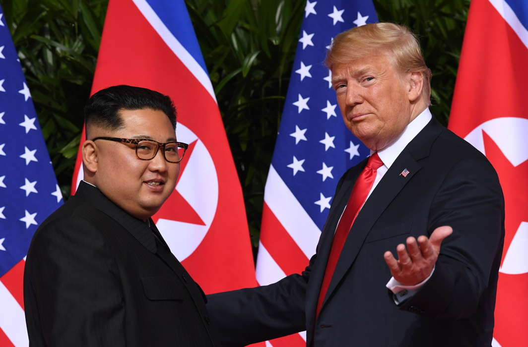 Trump not in hurry to meet Kim again - APN Live