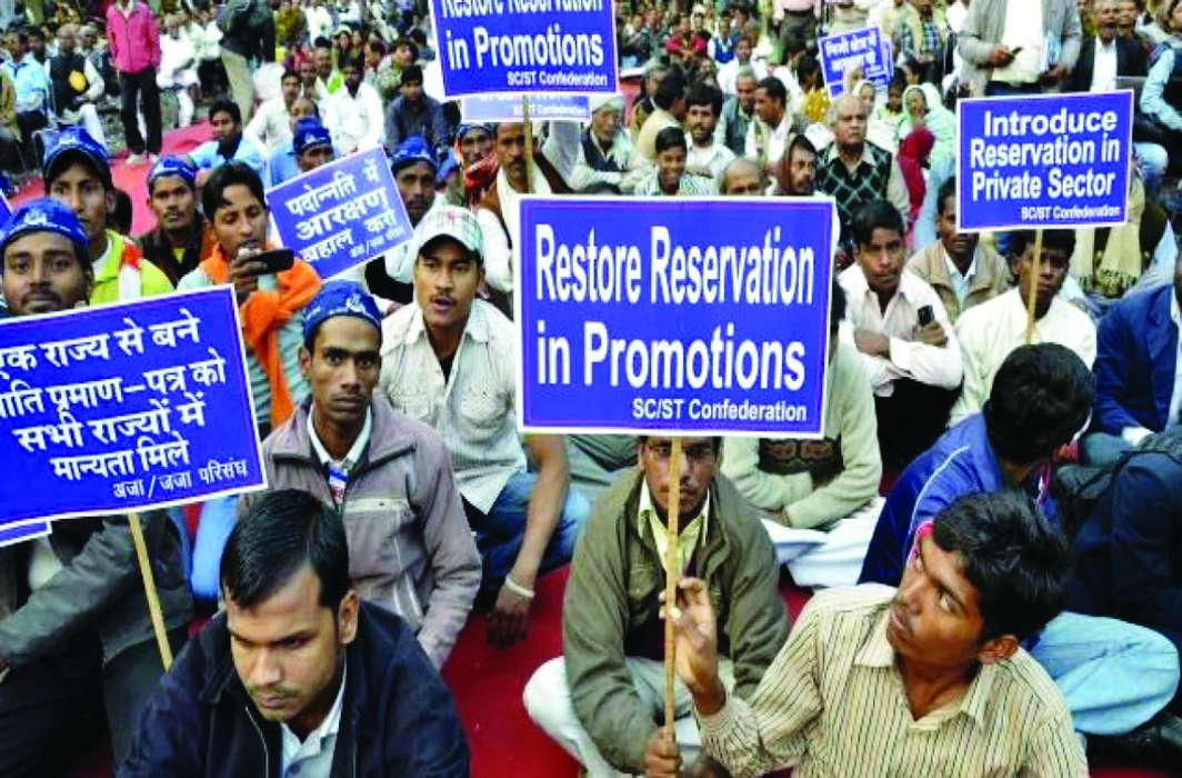 No need to collect data on SC/ST for quota in job promotions, says Supreme Court