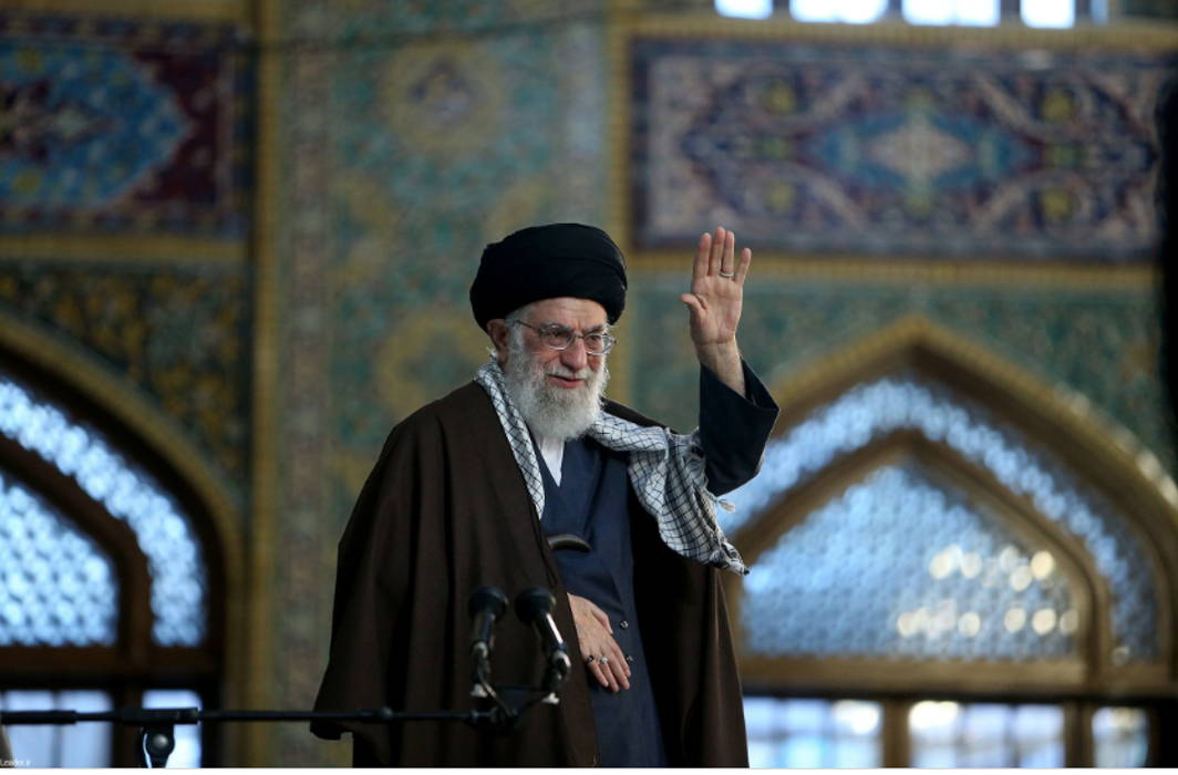 Khamenei: Iran Will Slap US in Face By Defeating Sanctions