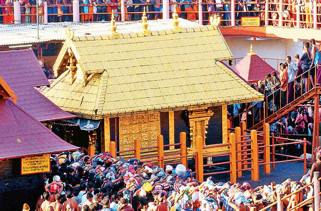 Review petition filed in Supreme Court against Sabarimala verdict