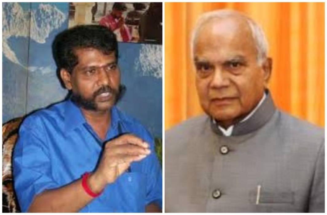 Nakkheeran editor arrested for defaming TN Governor Banwarilal Purohit in sex scandal case