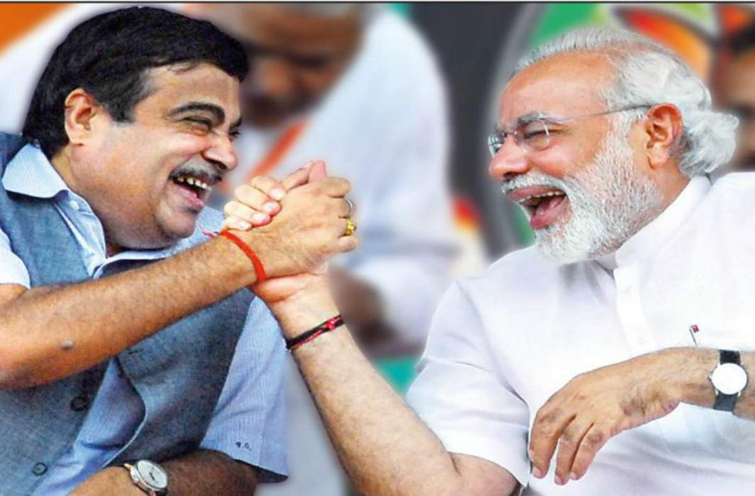 Gadkari says Modi Govt won polls on unrealistic promises, Cong agrees wholeheartedly