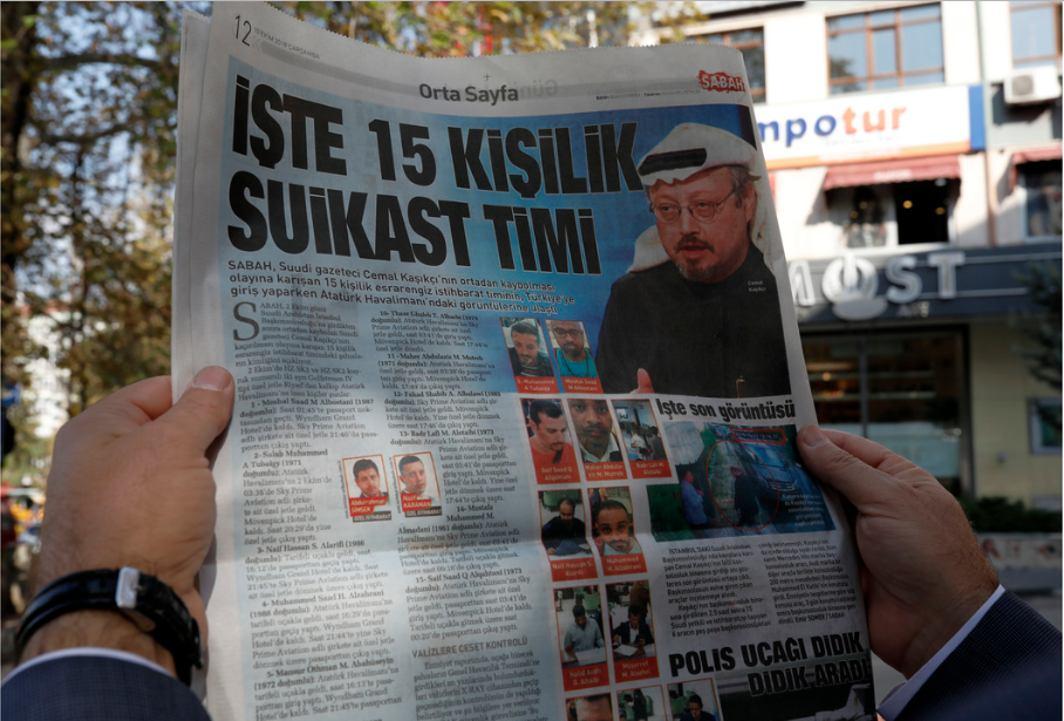 Erdogan: Turkey Can't Remain Silent' Over Khashoggi Fate