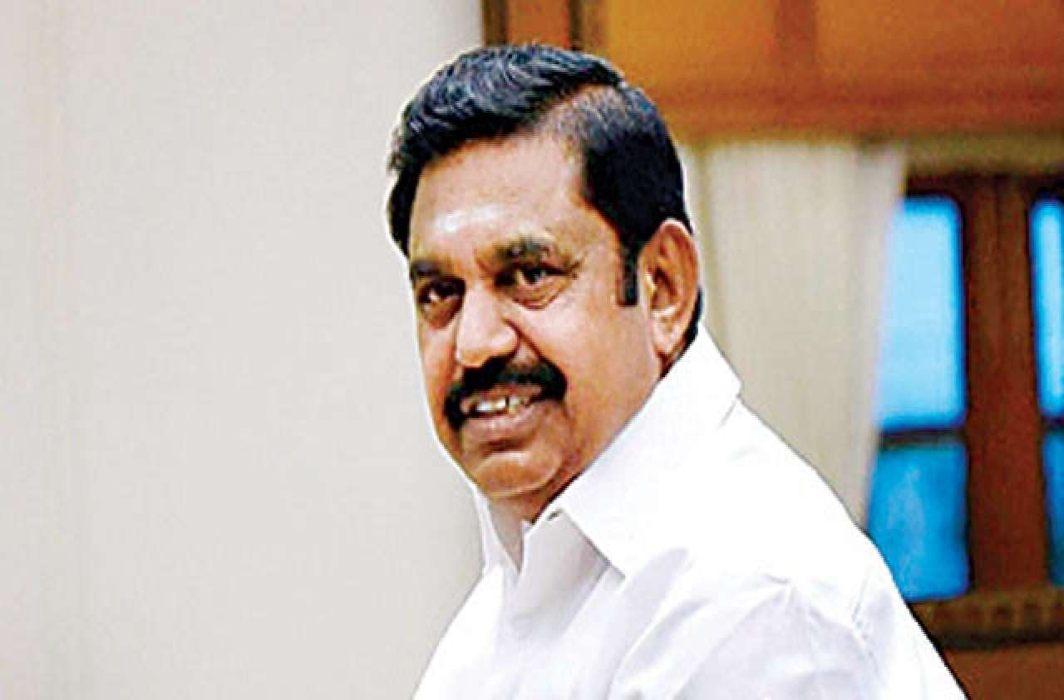 Madras HC orders CBI probe into corruption charges against Tamil Nadu CM Panaiswami