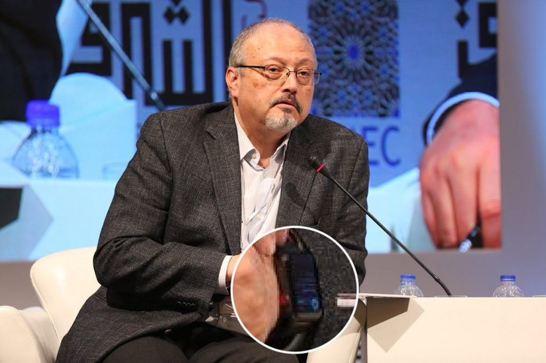 Istanbul: Khashoggi's Apple Watch recorded murder in Saudi Consulate