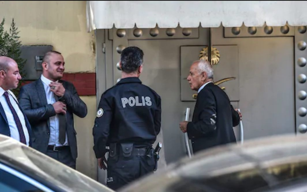 Istanbul: Khashoggi's Apple Watch recorded murder in Saudi Consulate