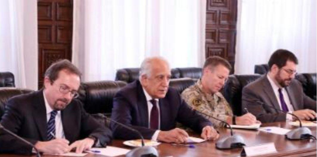 US Envoy meet Taliban for restoring peace in Afghanistan