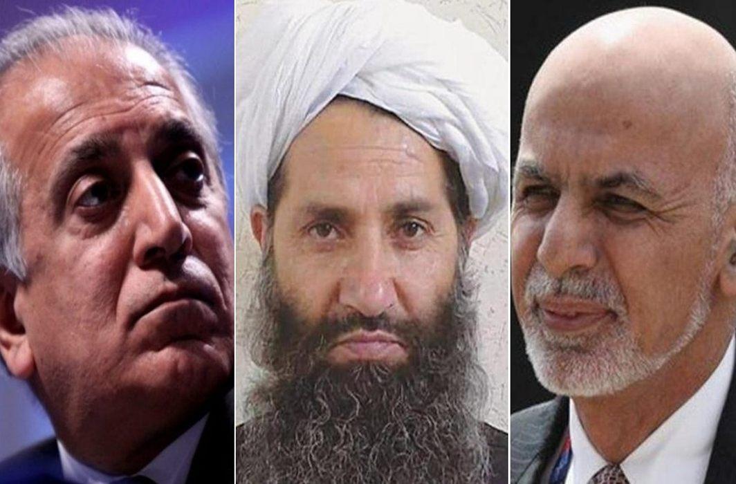 Afghanistan: Taliban confirms talks with U.S. peace envoy in Qatar