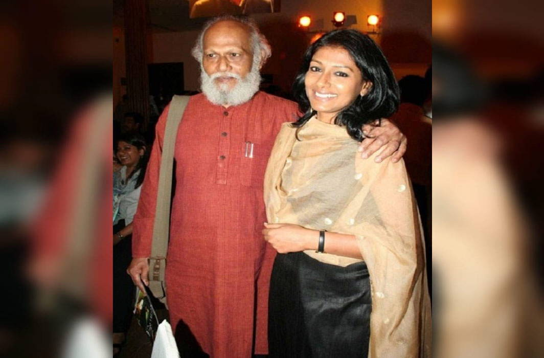 Nandita Das stands by #MeToo despite accusations against her father and painter Jatin Das