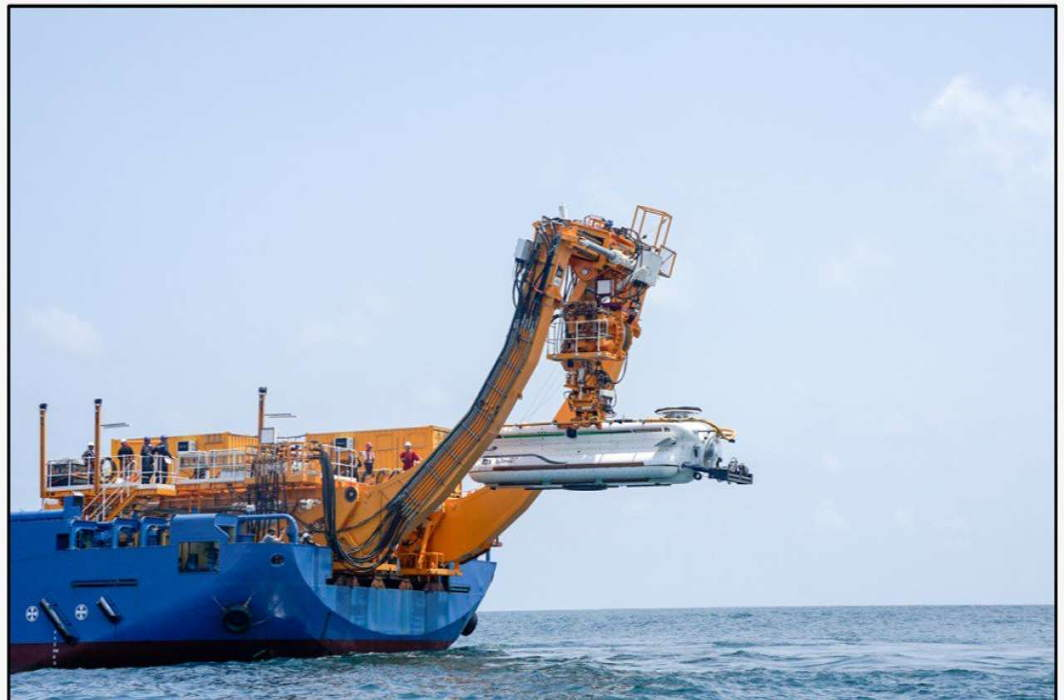 Deep submergence rescue vehicle boosts Indian Navy's submarine rescue capabilities