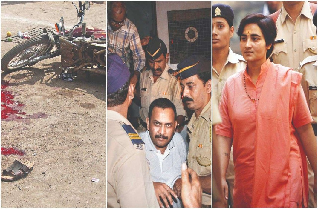 Lt Col Purohit, Pragya and other Malegaon blast accused to be tried under UAPA