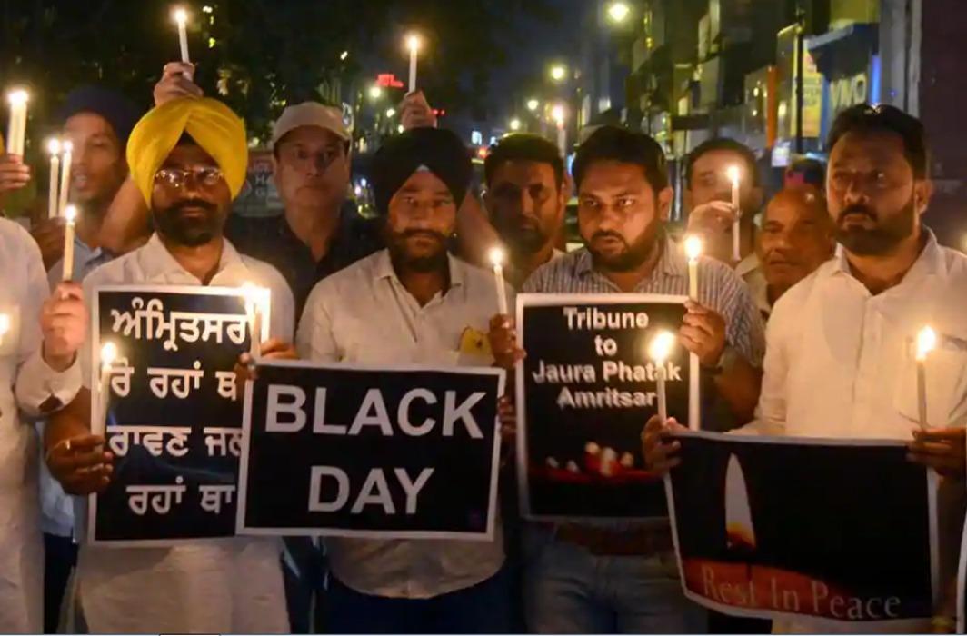 No Action against Amritsar Train driver: Manoj Sinha
