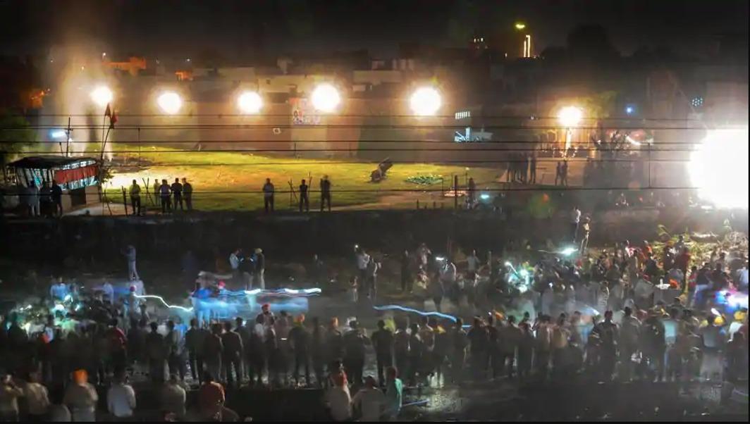 Amritsar: Accident Eyewitness Demolish Train Driver's Claims